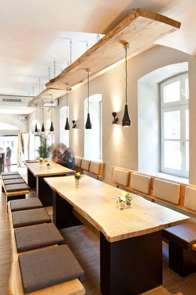 galerie eindr cke unserer cafe filialen in m nchen. Black Bedroom Furniture Sets. Home Design Ideas