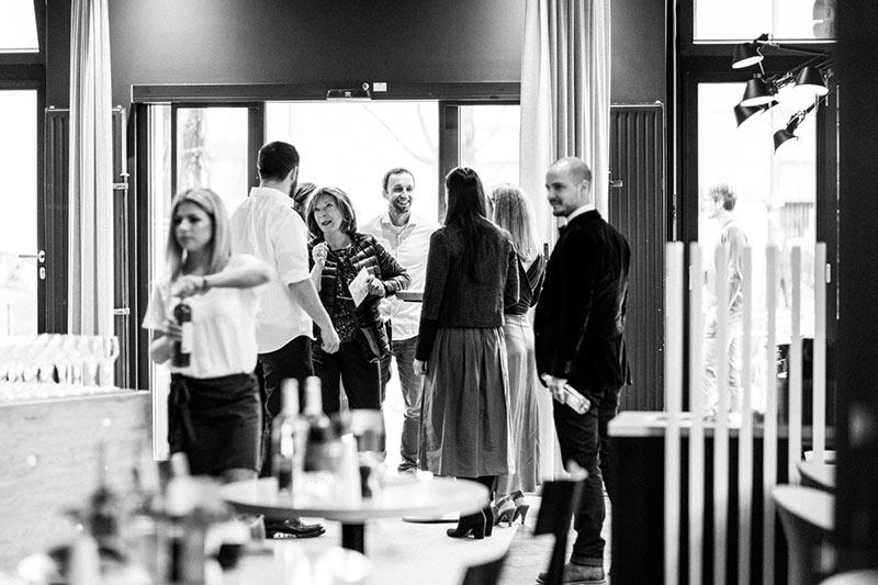Gäste, Nettes Personal, Schwabing, München