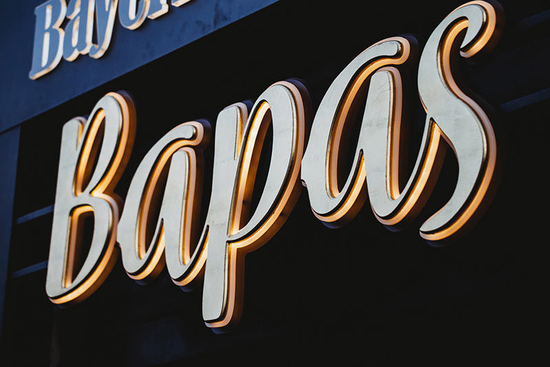 Bapas, Bayerische Tapas, München Schwabing Leopoldstraße