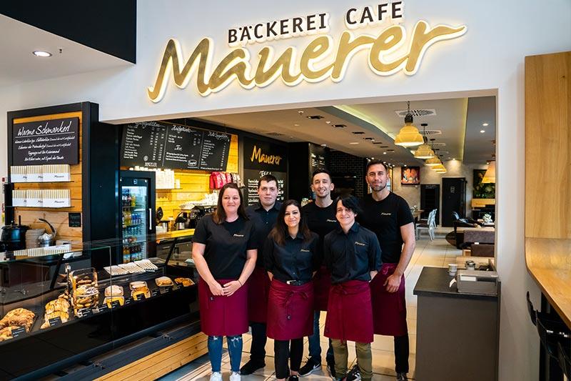 Freundliches und Nettes Team Cafe Mauerer, Schillerstraße, Karlsfeld