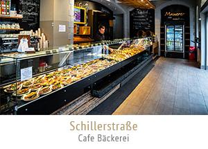 Frische und Gesunde Auswahl, Bio, Snacks, Süßwaren, Brote, Cafe Mauerer, Karlsfeld, Schillerstraße